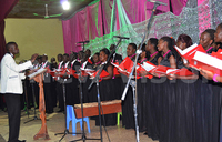 Catholic centenary choir marks 40 years