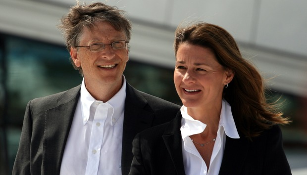 Bill Gates steps down from Microsoft's board to pursue charity work