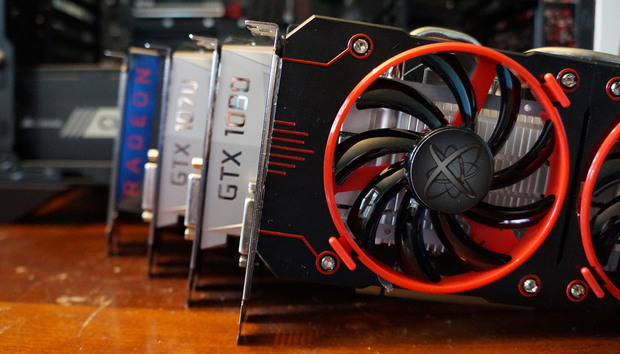 Get great graphics cards for cheap in Newegg's GPU sales blitz