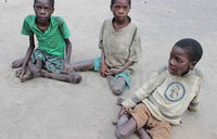 Family with crippled children cries for help