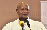 Ensure that Africa is not recolonised, Museveni tells political elite