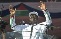 Kenya opposition unifies in bid to unseat president