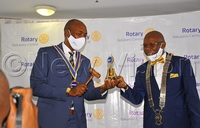 Nakasero Rotary Club launched
