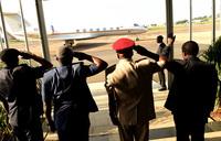 Museveni off to USA