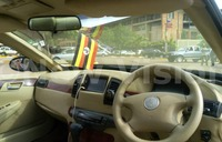 AS IT HAPPENED: Kiira vehicle on road test in city centre
