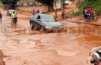 A total 51,735km of roads in bad shape