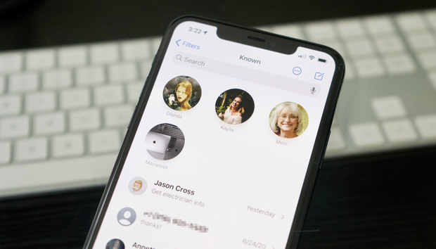 iOS 14: Everything new in the Messages app