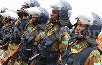 Somalia gets military police force