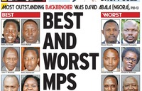 Best and worst performing MPs named