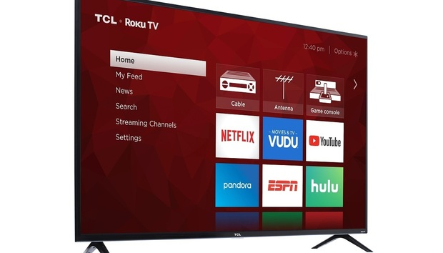 Roku TVs from TCL to get hands-free voice control in 2019
