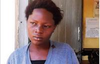 Ruptured girl excretes through private parts