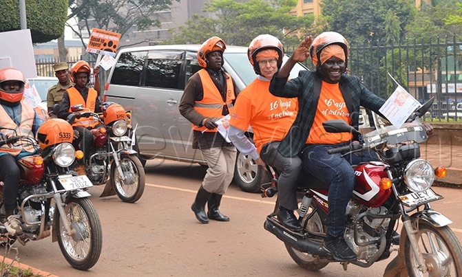 SafeBoda: From ferrying passengers to delivering ARVs and Condoms