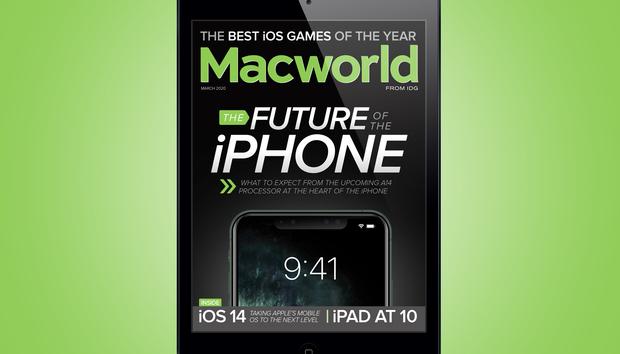 Macworld's March Digital Magazine: The future of the iPhone