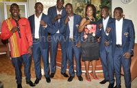 KCCA boosts Bombers team headed for the Commonwealth games