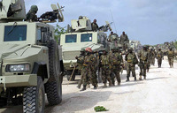 Somalia: AMISOM troops deploy in captured port