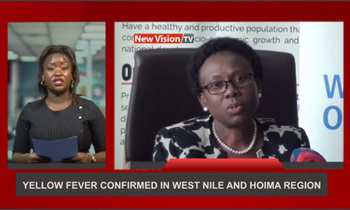 Yellow fever confirmed in west nile and hoima region 350x210