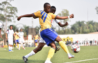 Mike Mutyaba to feature for Cranes in CHAN qualifier