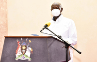 Museveni launches MasterCards' Young Africa Works initiative