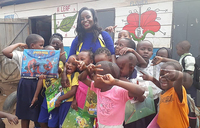 Nakazibwe's Golden heart touching lives in Bwaise slum