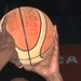 National Basketball League action on