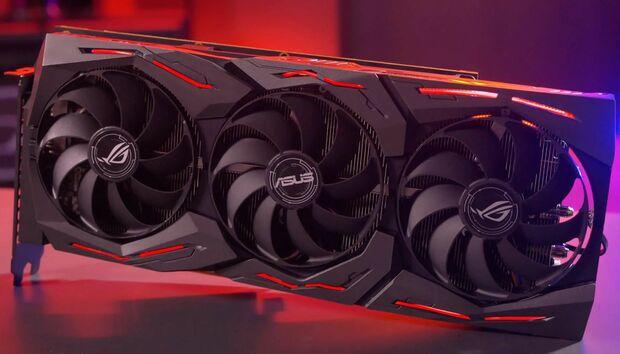 Asus blames AMD guidelines for high ROG Strix Radeon RX 5700 temperatures, announces fix
