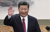 China's Xi opens global trade expo in Shanghai