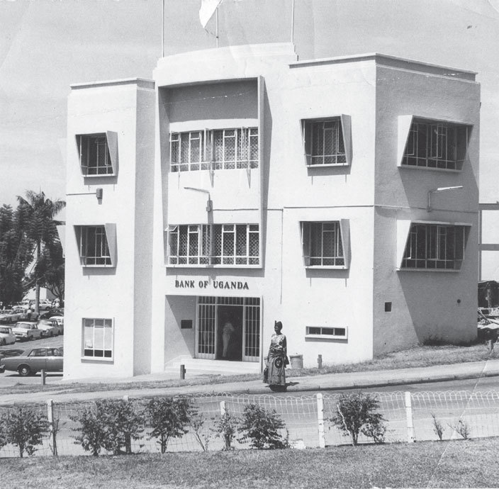 ank of ganda in 1966