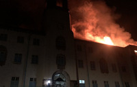 Makerere administration in crisis meeting over Ivory tower fire