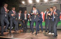 Victoria Cup: Uganda face uphill task