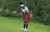 Nsenga digs deep to win Nyakasura Golf Tournament