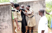 Murder suspect asks magistrate to escort her to toilet