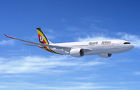 Uganda Airlines orders for two A330 planes from Airbus