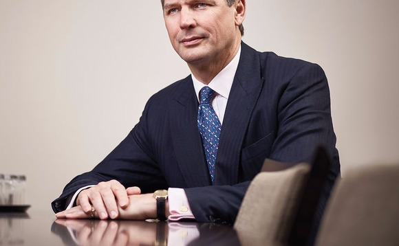 Charles Stanley's head of asset management and distribution Christopher Aldous