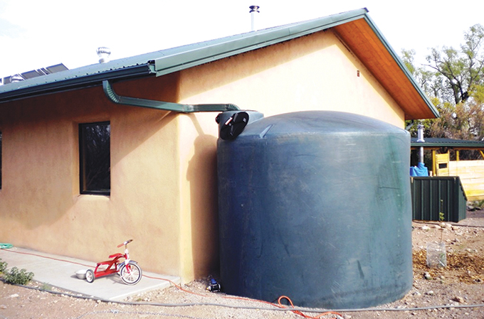 armers have been advised to engage in rainwater harvesting