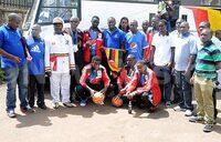 National beach soccer team off to Zanzibar