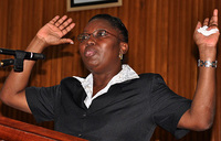 MPs blame Kadaga, chief whip for oil debate chaos