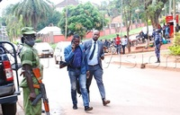 Security tightened as Bobi Wine appears in court