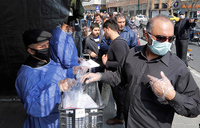 Iran urges people to stay home as virus claims 113 more lives