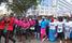 Hundreds participate in fistula walk