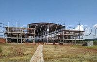Kiira vehicle plant steadily progressing