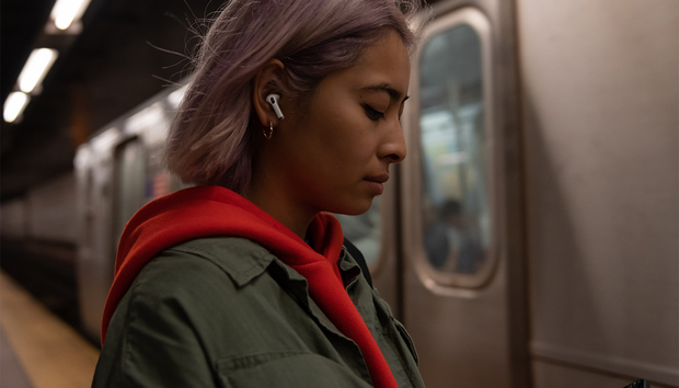 How to turn noise cancellation on or off with AirPods Pro