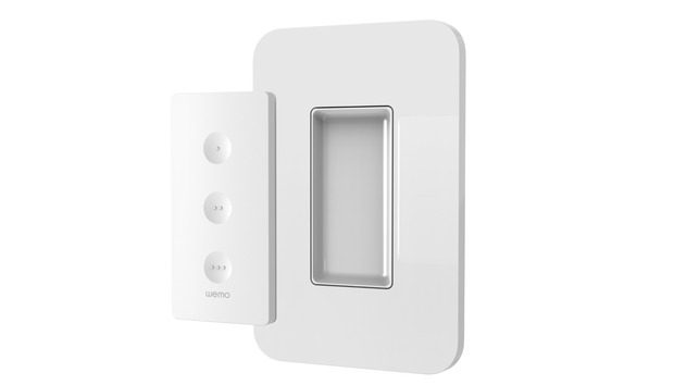 Wemo shows off HomeKit-enabled Stage smart lighting remote at CES