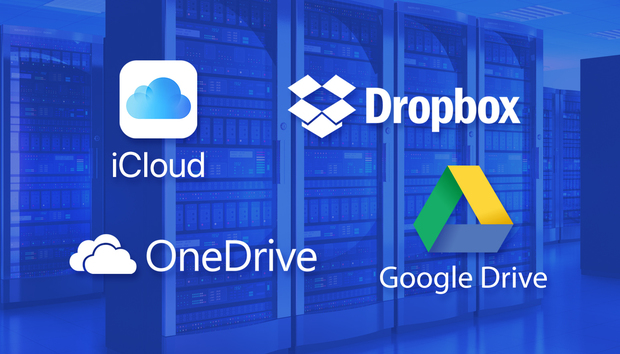 The best cloud storage services for Apple users
