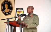 Museveni speaks out on NRM resolutions