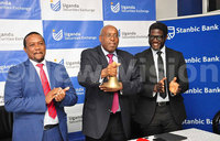 Stanbic Bank reopens trading at USE