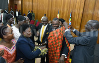 In pictures: MPs elect Speakers, and more . . .