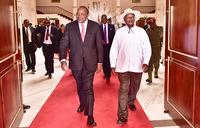 Museveni's visit to Mombasa starts Wednesday