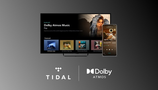 Tidal adds Dolby Atmos Music support on compatible home audio gear to its HiFi service tier