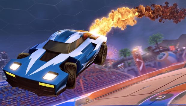 Rocket League is going free to play and leaving Steam for the Epic Games Store