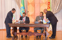 Ethiopia, Eritrea declare war 'has come to an end'